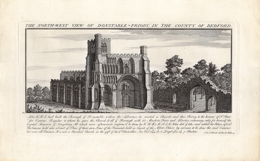 Donstable Priory [Dunstable Priory]
