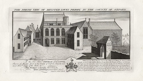 Minster Lovel Priory [Hall]