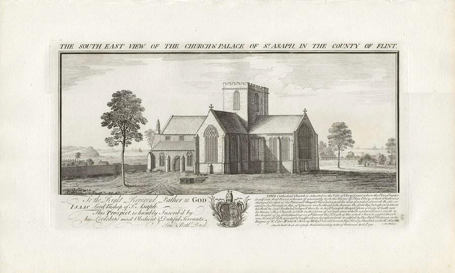 Church and Palace of St. Asaph [Cathedral]