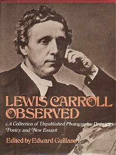 Lewis Carroll Observed