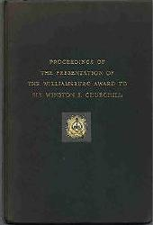 Presentation of the Williamsburg Award