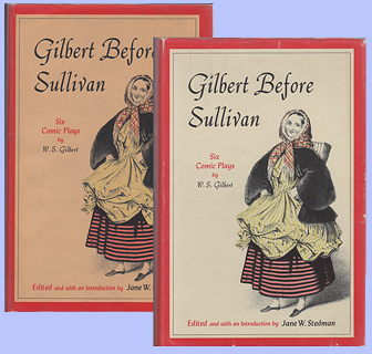 Gilbert Before Sullivan