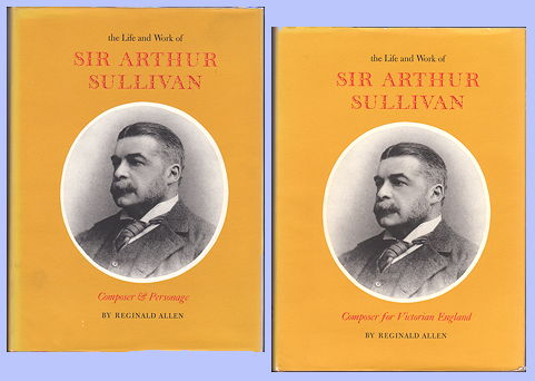 Sir Arthur Sullivan: Composer and Personage