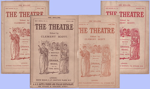 The Theatre: A Monthly Review