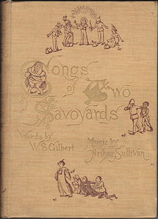 Songs of Two Savoyards