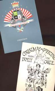 D'Oyly Carte Christmas Card/Announcement