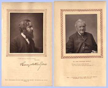 Henry Arthur Jones and John Madison Morton