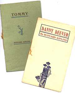 Tommy / Danny Deever
