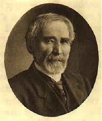 William Henry Hudson portrait