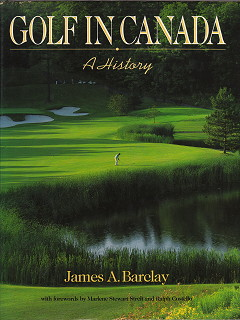 Golf in Canada: A History