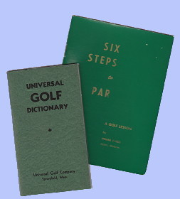 Universal Golf Dictionary and Six Steps to Par