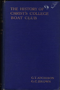 History of the Christ's College Boat Club
