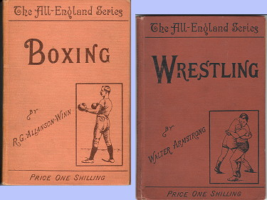 Boxing - All-England Series