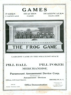 The Frog Game