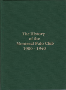 History of the Montreal Polo Club