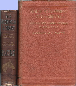 Racing and Steeplechasing & Stable Management and Exercise