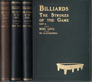 Billiards the Strokes of the Game