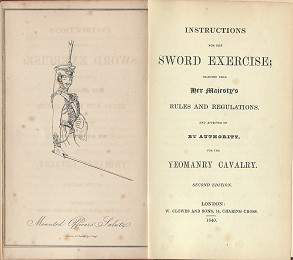 Instructions for Sword Exercise