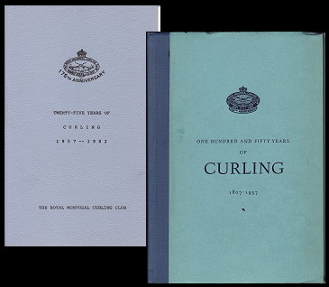 Twenty-five Years of Curling & One hundred and Fifty Years of Curling