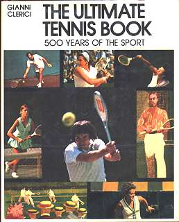 Ultimate Tennis Book