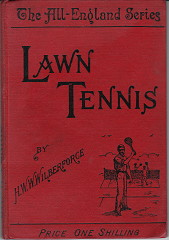 Lawn Tennis, All-England Series