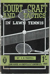Courtcraft and Tactics in Lawn Tennis